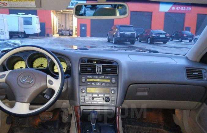 Lexus GS430, 2002 год, 570 000 руб.
