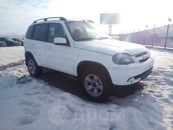 Chevrolet Niva, 2020 год, 770 000 руб.
