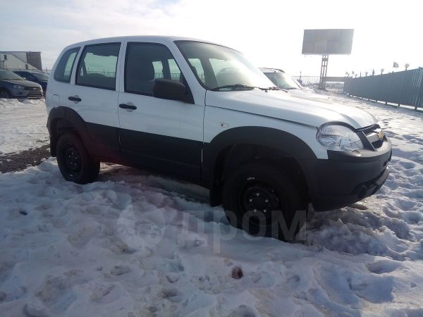 Chevrolet Niva, 2019 год, 585 000 руб.