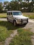 Mercedes-Benz G-Class, 1999 год, 870 000 руб.