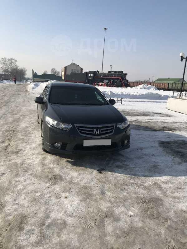 Honda Accord, 2012 год, 940 000 руб.