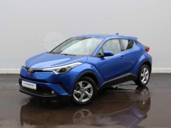 Toyota C-HR, 2018 год, 1 425 500 руб.