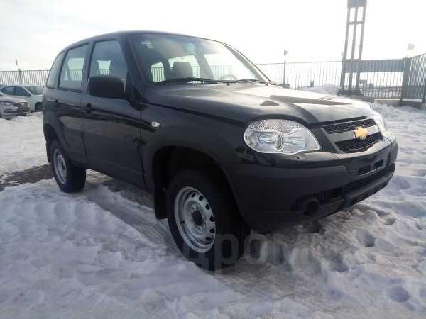 Chevrolet Niva, 2020 год, 645 000 руб.