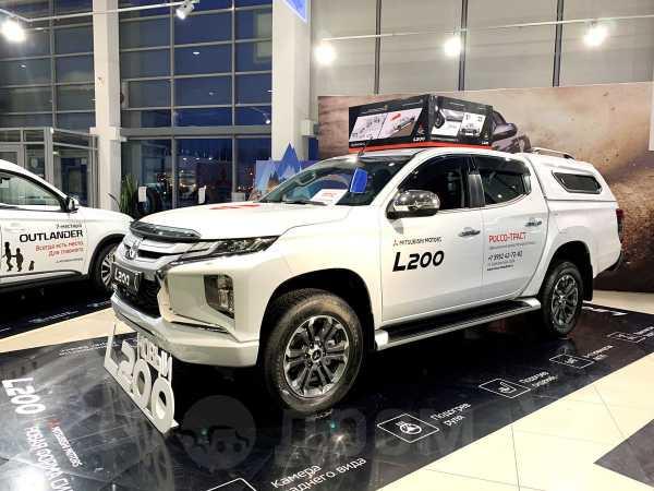 Mitsubishi L200, 2018 год, 2 763 000 руб.