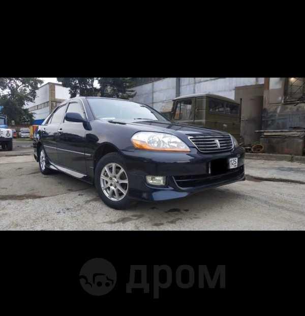 Toyota Mark II, 2003 год, 510 000 руб.