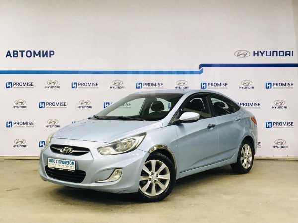 Hyundai Solaris, 2011 год, 355 000 руб.