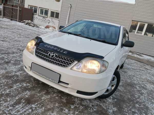 Toyota Corolla, 2001 год, 278 000 руб.