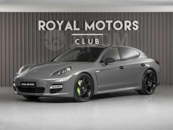 Porsche Panamera, 2010 год, 1 910 000 руб.