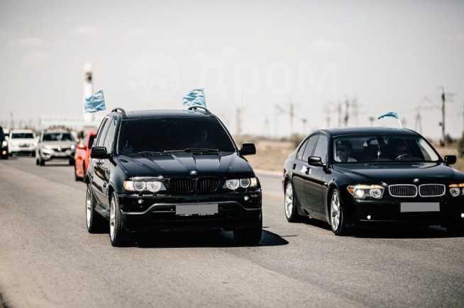 BMW X5, 2001 год, 620 000 руб.