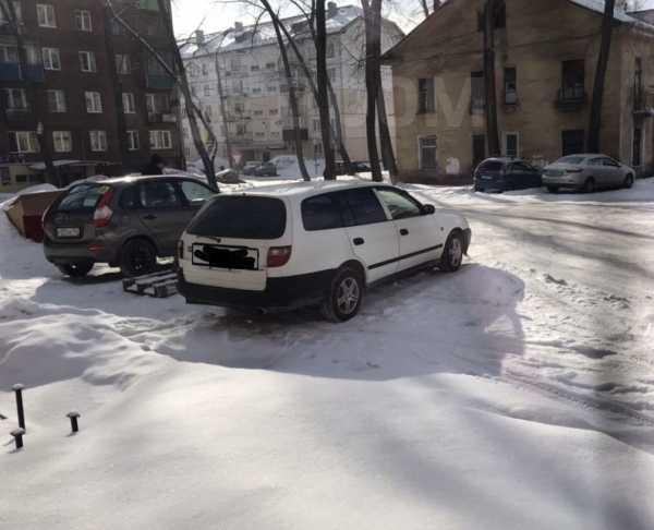 Toyota Caldina, 1997 год, 115 000 руб.