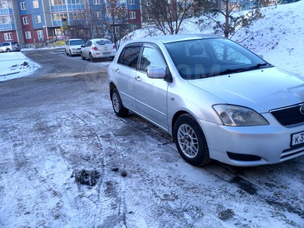 Toyota Allex, 2004 год, 379 000 руб.