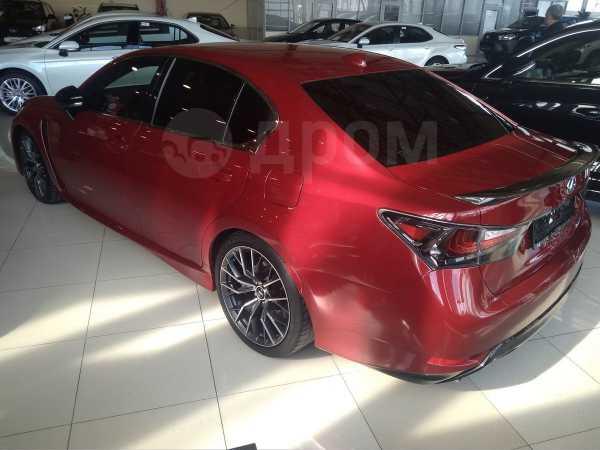 Lexus GS F, 2016 год, 3 300 000 руб.
