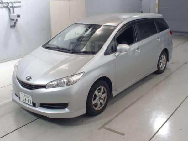 Toyota Wish, 2009 год, 805 000 руб.