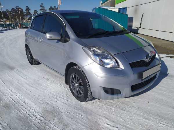 Toyota Vitz, 2010 год, 367 000 руб.