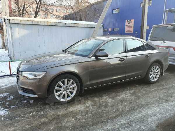 Audi A6, 2011 год, 999 999 руб.