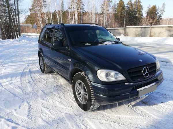 Mercedes-Benz M-Class, 2000 год, 360 000 руб.