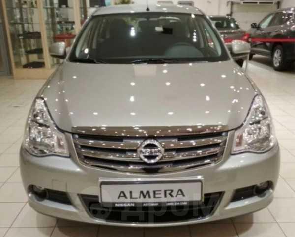 Nissan Almera, 2016 год, 580 000 руб.