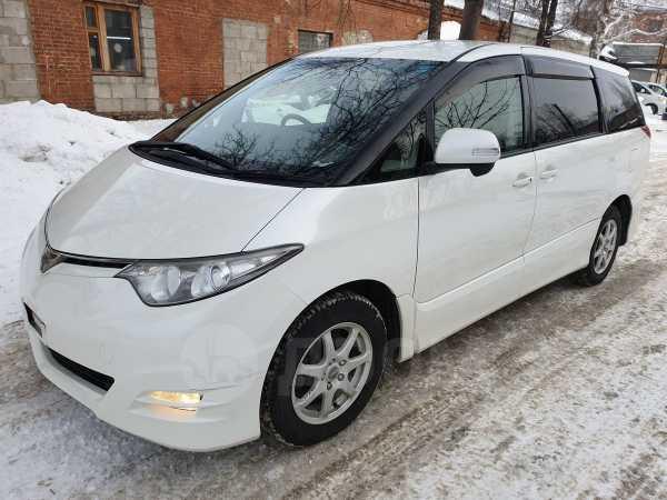 Toyota Estima, 2007 год, 410 000 руб.