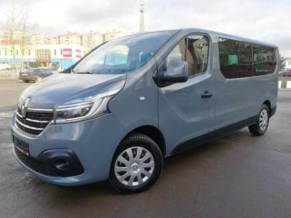 Renault Trafic, 2019 год, 2 412 000 руб.