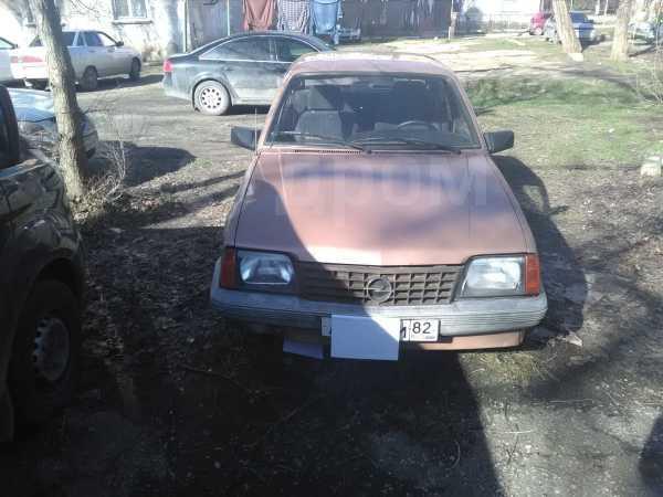 Opel Ascona, 1986 год, 40 000 руб.