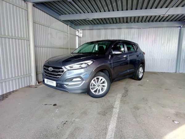 Hyundai Tucson, 2016 год, 1 189 000 руб.