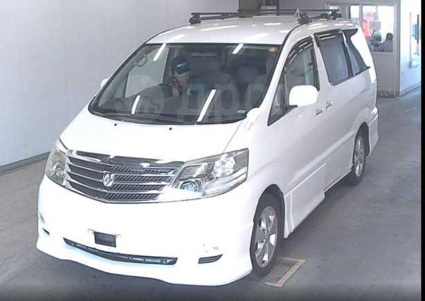 Toyota Alphard, 2006 год, 380 000 руб.