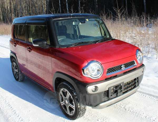 Suzuki Hustler, 2014 год, 550 000 руб.