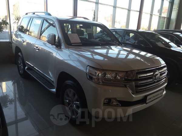 Toyota Land Cruiser, 2019 год, 5 436 000 руб.