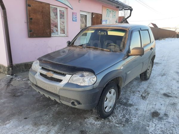 Chevrolet Niva, 2013 год, 291 000 руб.