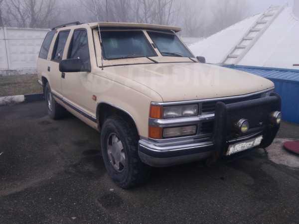 Chevrolet Tahoe, 1997 год, 270 000 руб.