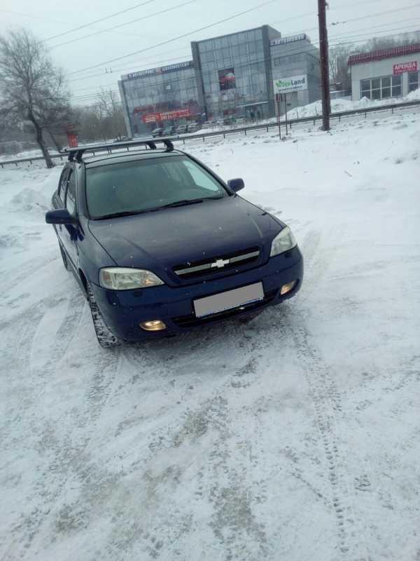 Chevrolet Viva, 2007 год, 180 000 руб.