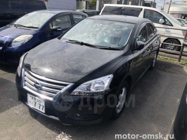 Nissan Sylphy, 2017 год, 790 000 руб.