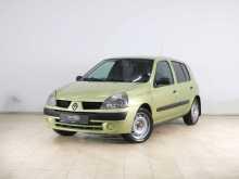 Тула Clio 2004