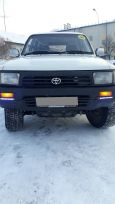 Toyota Hilux Surf, 1989 год, 240 000 руб.