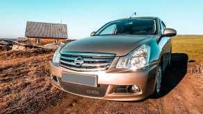 Саранск Nissan Almera 2013