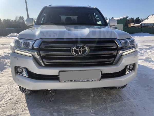 Toyota Land Cruiser, 2016 год, 3 700 000 руб.