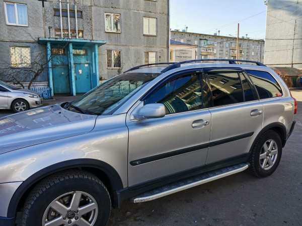 Volvo XC90, 2005 год, 630 000 руб.