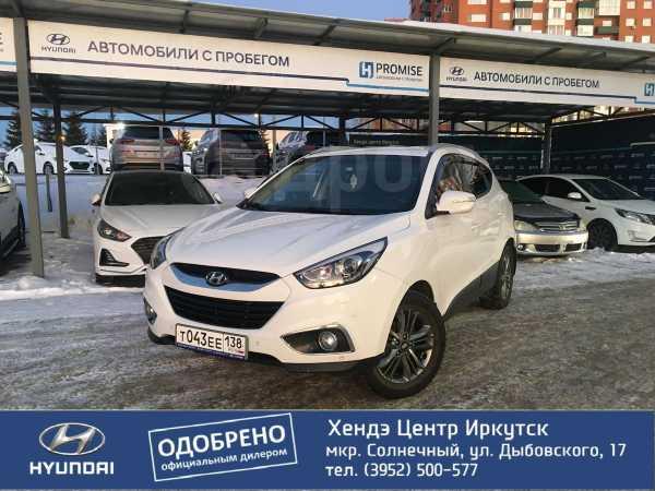 Hyundai ix35, 2014 год, 948 000 руб.