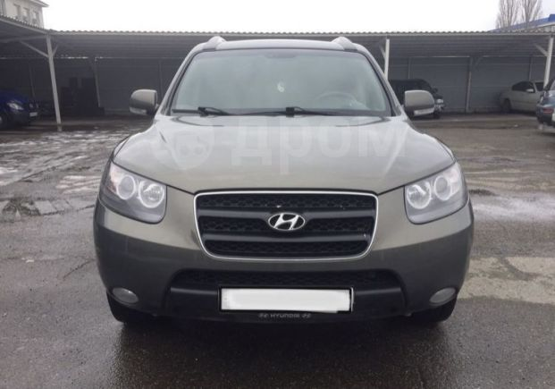 Hyundai Santa Fe, 2008 год, 635 000 руб.