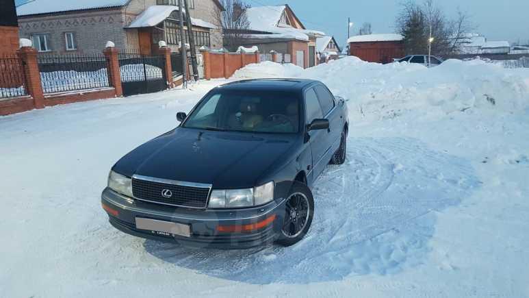 Lexus LS400, 1992 год, 250 000 руб.