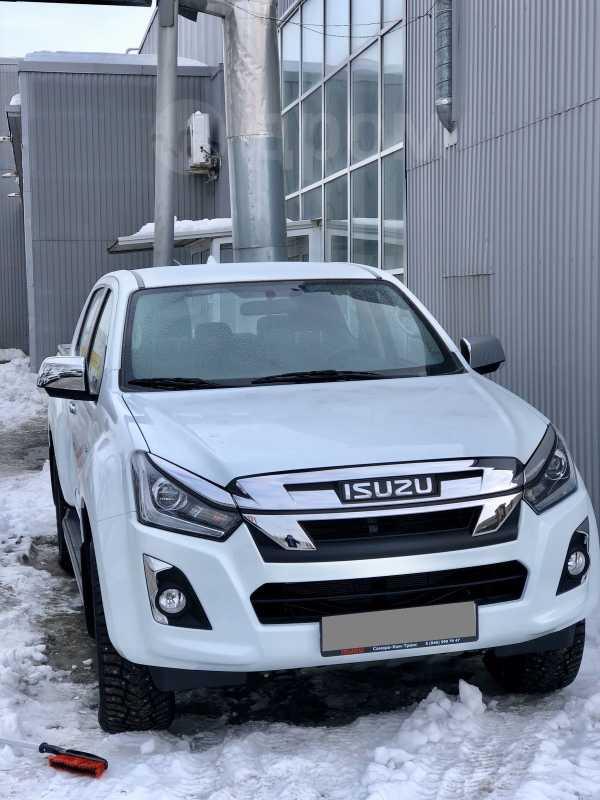 Isuzu D-MAX, 2019 год, 2 420 000 руб.