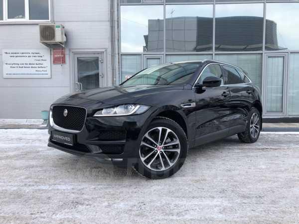 Jaguar F-Pace, 2018 год, 3 296 000 руб.