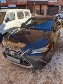 Иркутск Lexus ES250 2019