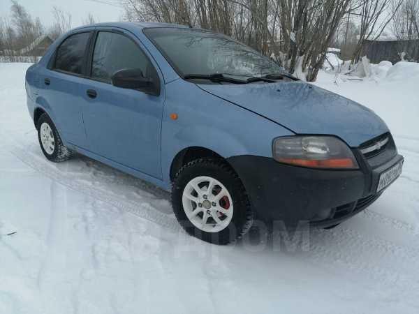 Chevrolet Aveo, 2005 год, 150 000 руб.