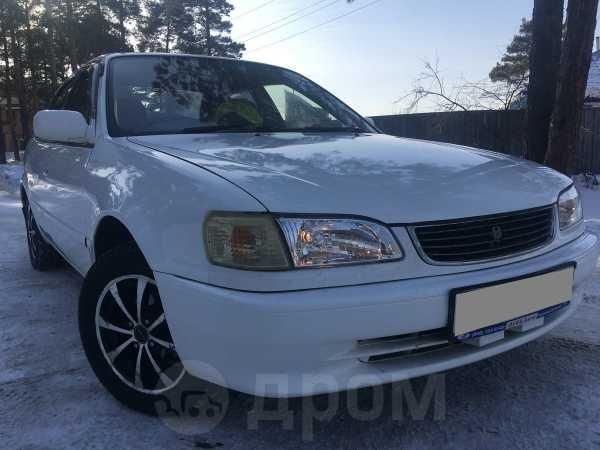 Toyota Corolla, 1998 год, 178 000 руб.