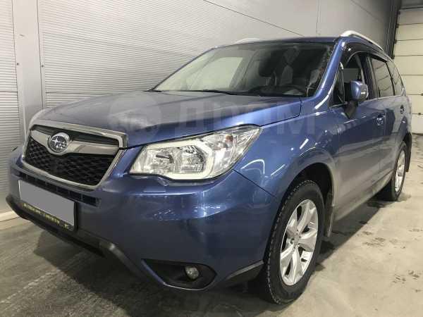 Subaru Forester, 2014 год, 1 169 000 руб.