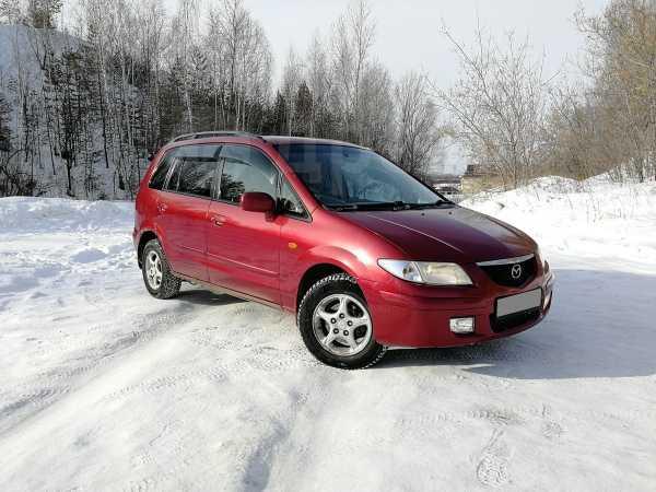Mazda Premacy, 2000 год, 200 000 руб.