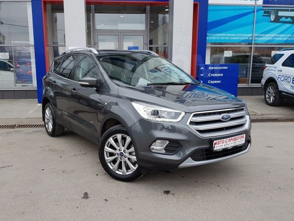 Ford Kuga, 2018 год, 1 749 000 руб.