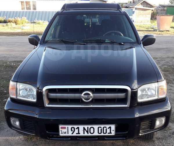Nissan Pathfinder, 2002 год, 450 000 руб.
