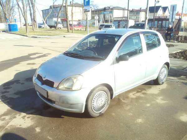 Toyota Vitz, 2001 год, 125 000 руб.